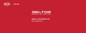 Seltos Book A Test Drive Now