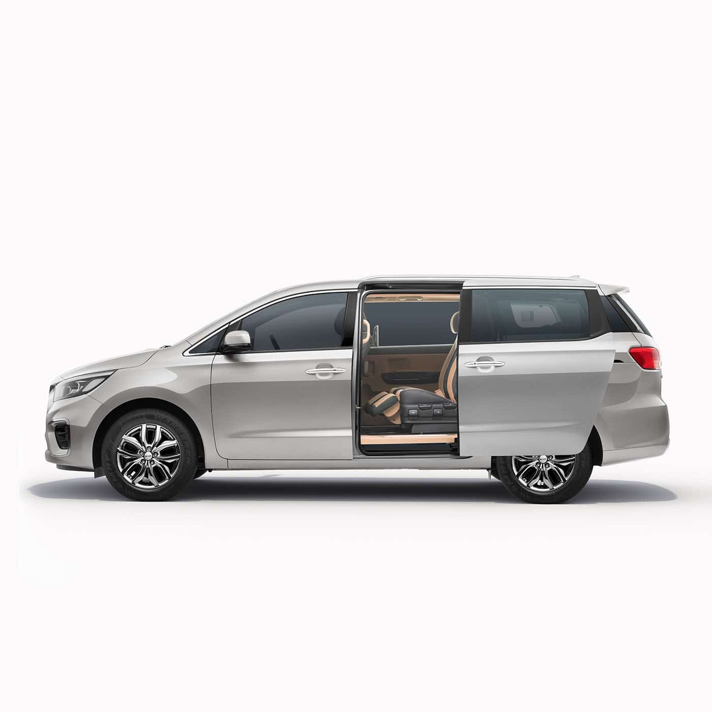 KIA Carnival Sliding Door